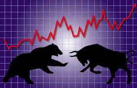 Concept of Bull and Bear